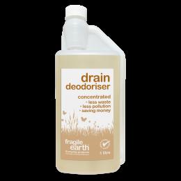 Drain Deodoriser - super strength bacterial & enzyme formulation eliminates bad smells and prevents recurrence