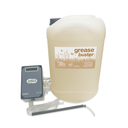 Environmentally Friendly Grease Buster, Biological and Enzyme Dosing System (Kit)