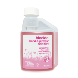 Biocidal Hand and Jet Wash Additive Ideal for sanitising larger areas and equipment, achieves broad range pathogen kill, leaves hygienic finish