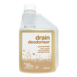 Drain Deodoriser - super strength bacterial & enzyme formulation eliminates bad smells and prevents recurrence