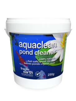 Aquaclean Pond Cleaner (bio-augmentation) 500-gram pack treats up to 625,000 Litres