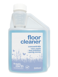 Floor Cleaner - biological cleaner, eliminates organic soils,  digests grease, oil, protein, fat, starch, controls odours.
